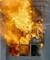 Verre protection incendie