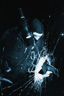 Burglar resistant